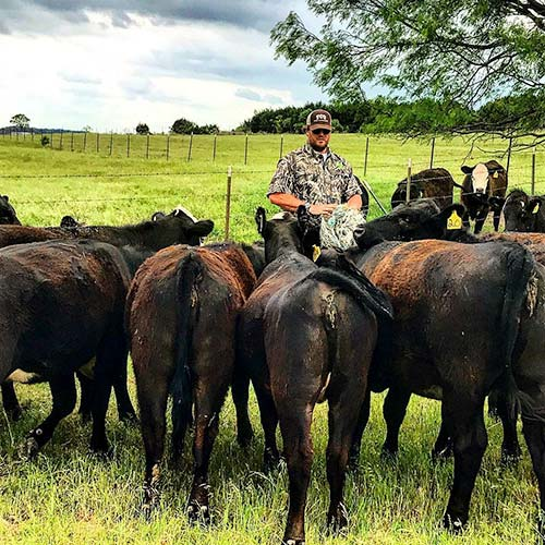 Tullly Janszen, Associate with Texas Ranch Sales -Image 2