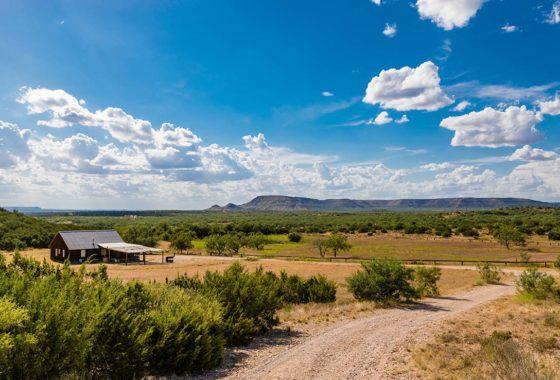 YW Creek Ranch 762 Acre Ranch Coke County Image 1
