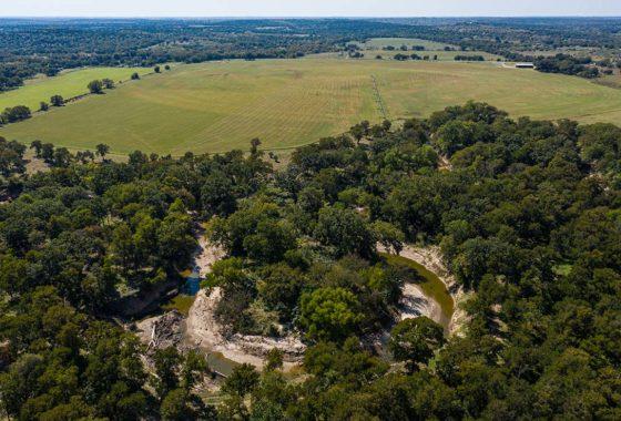 Crownover Hay Farm 137 Acre Farm Comanche County Image 12