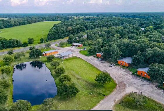 Shady Oaks Cabins & RV Park 15 Acre Ranch Freestone County Image 11
