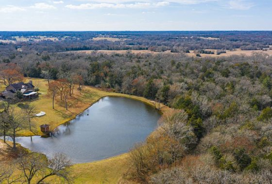 Caney Creek Ranch 465 Acre Ranch Freestone County Image 16