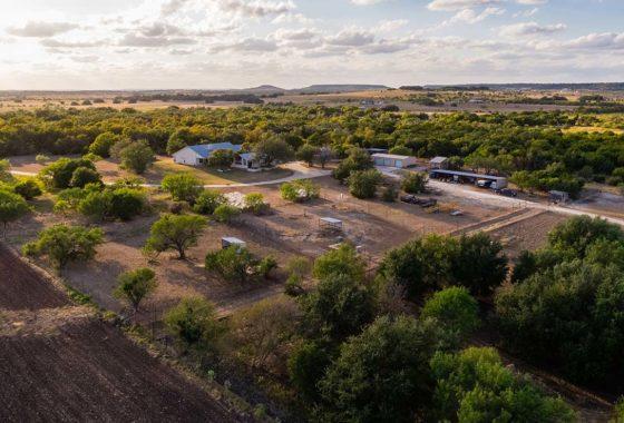 Broken M Ranch 200 Acre Ranch Lampasas County Image 16