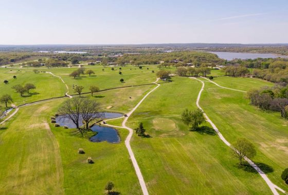 Lakeside Golf Course 141 Acre Ranch Eastland County Image 15