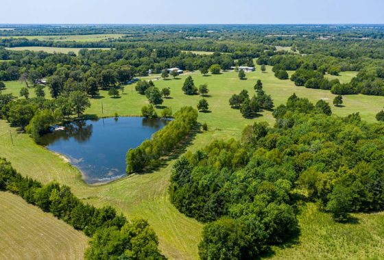 Mulligan 357 Acre Ranch Red River County Image 13