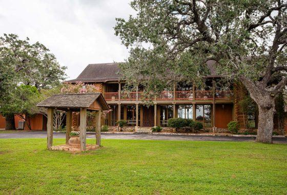 Live Oak Ranch 207 Acre Ranch Wilson County Image 1