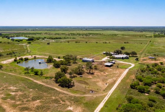 Three Oaks 383 Acre Ranch Wilson County Image 15