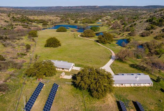 Hidden Valley Ranch 282 Acre Ranch Gillespie County Image 4